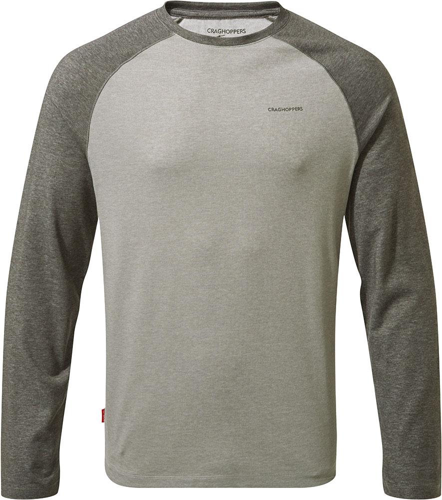 Craghoppers Men's NosiLife L/S Bayame 2 T-Shirt 0