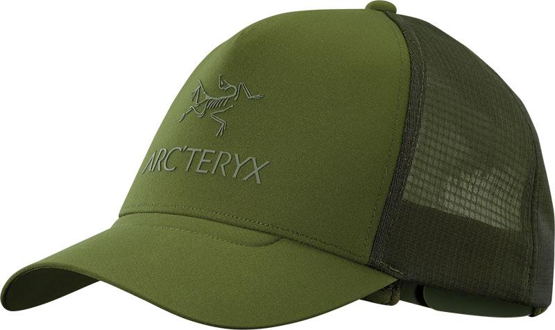 Arc'teryx Logo Trucker Hat Bushwack 0