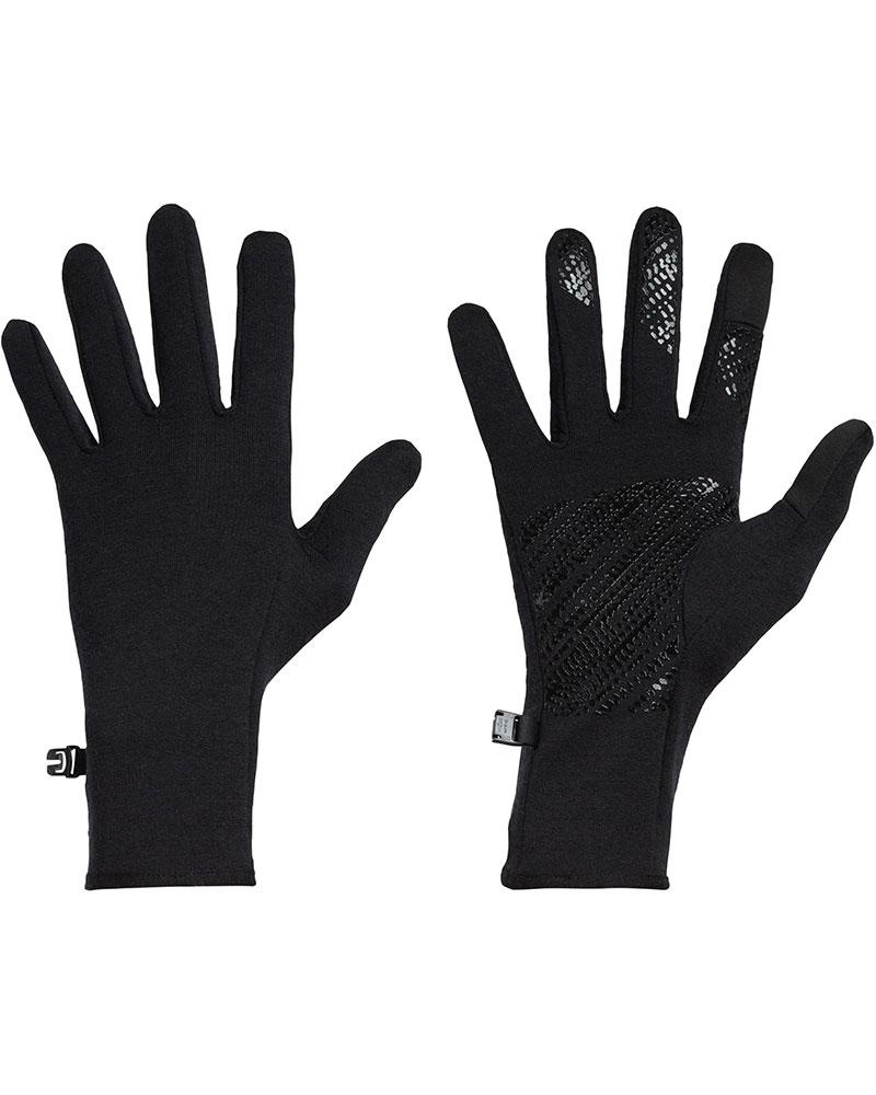 Icebreaker Merino Quantum Gloves Black 0