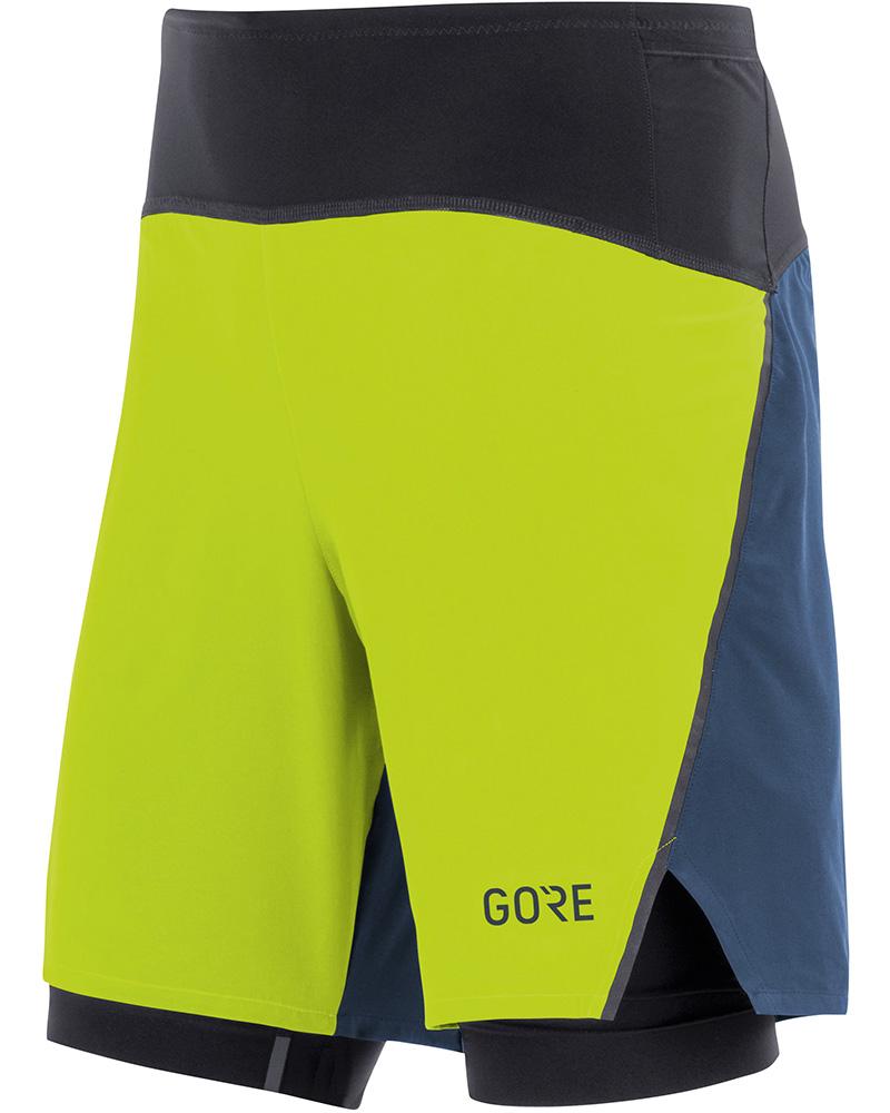 GORE Wear Men's R7 2 in 1 Shorts 0