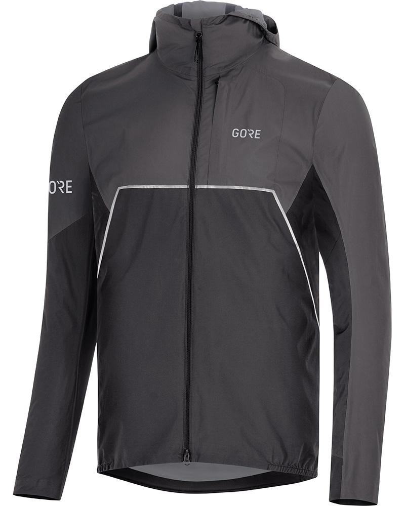 GORE Wear Men's R7 Partial GORE-TEX INFINIUM Hooded Jacket 0
