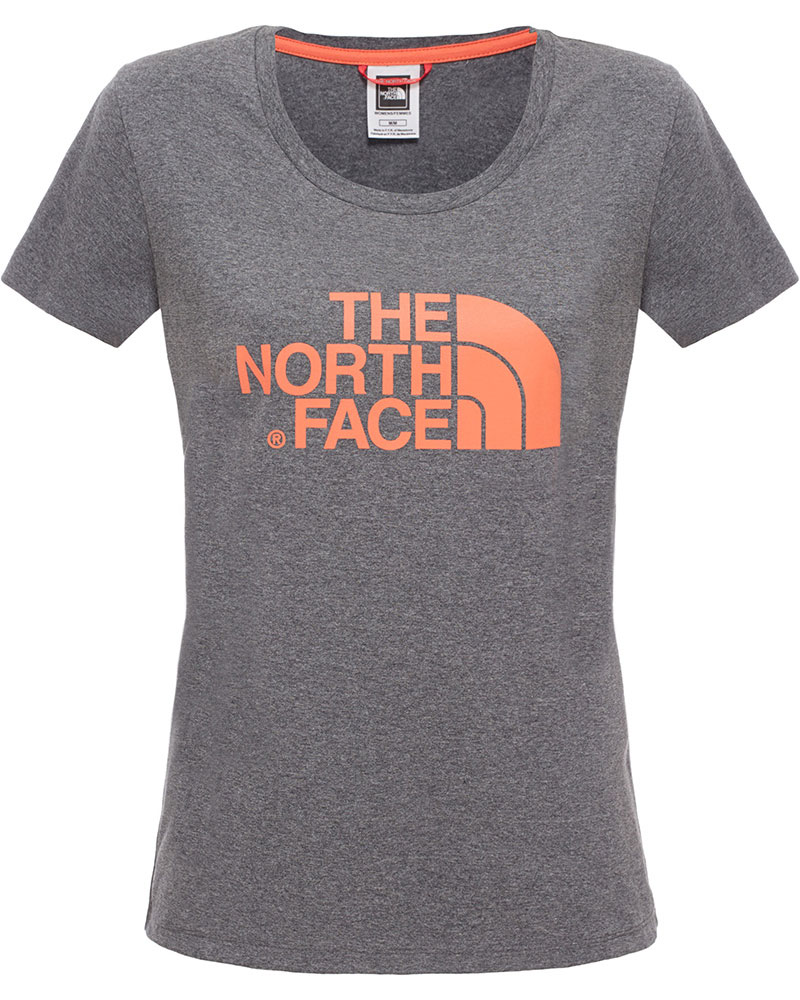 The North Face Women's S/S Easy T-Shirt 0