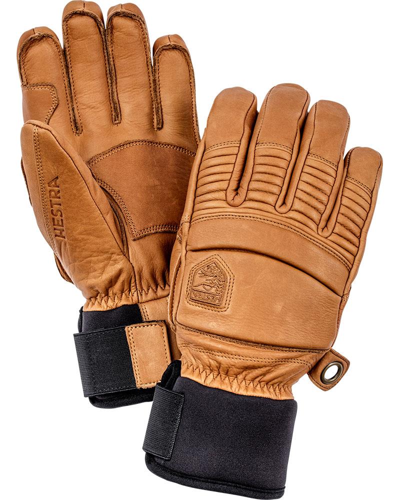 Hestra Men's Leather Fall Line Ski Gloves Tan 0