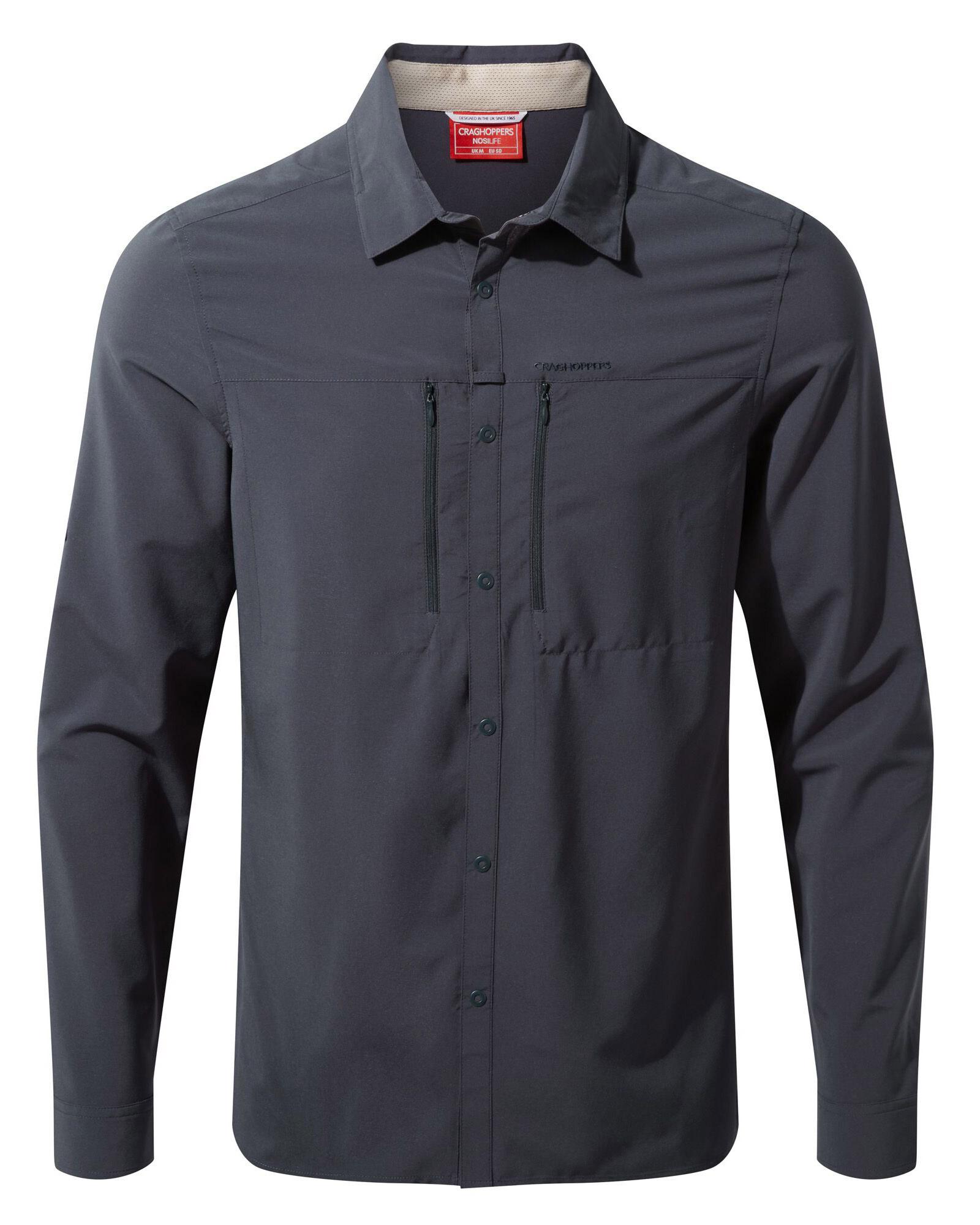 Craghoppers Nosilife Pro Long Sleeve Mens Shirt