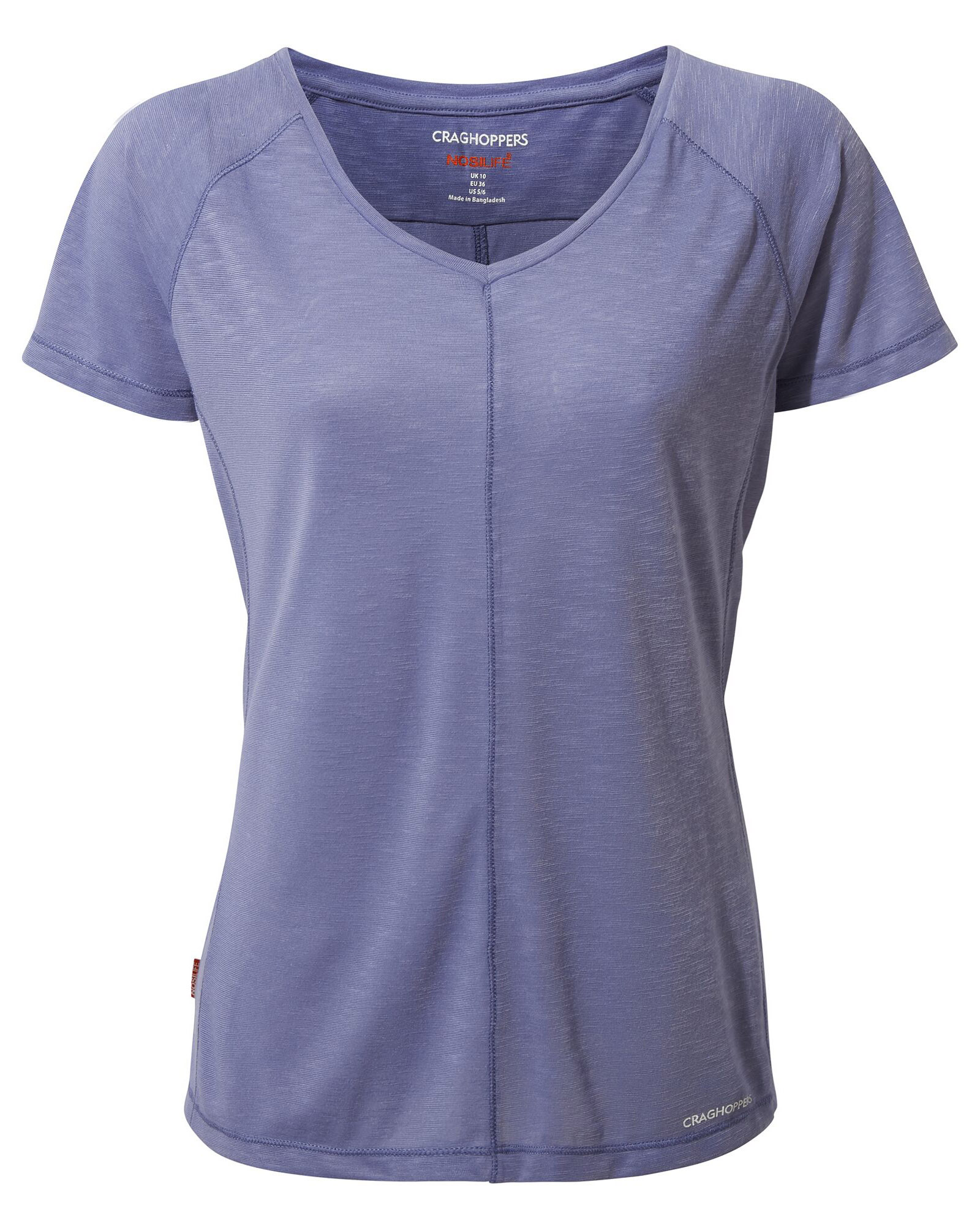 Craghoppers Women's NosiLife Galena Short Sleeve Top 0