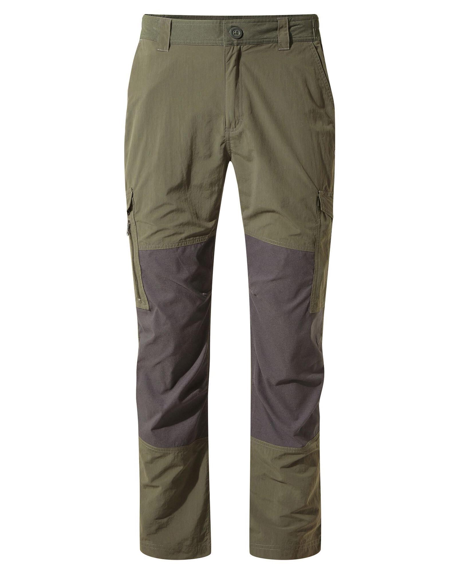Craghoppers Men's NosiLife Pro Stretch Adventure Pants 0