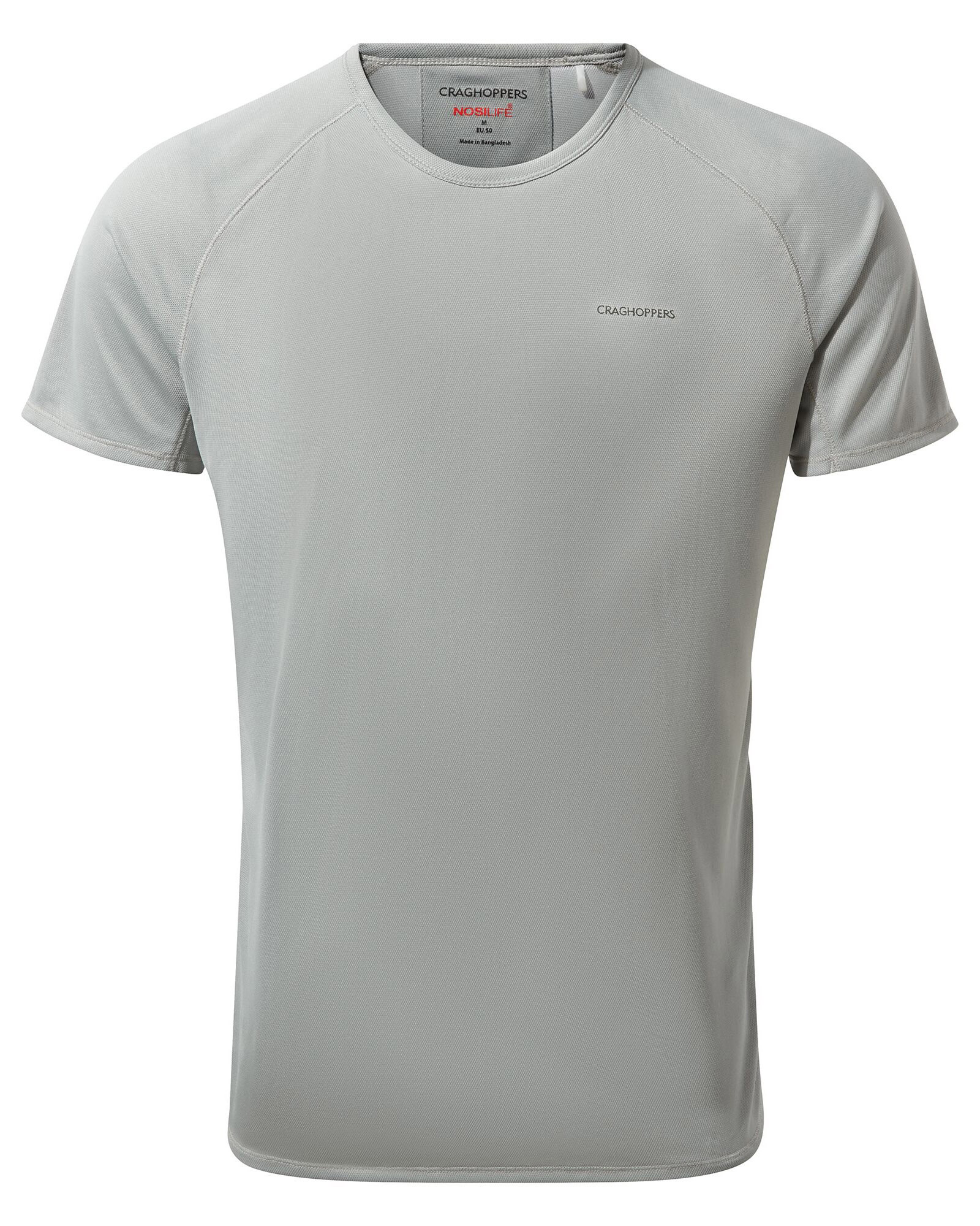 Craghoppers Men's NosiLife Short Sleeve Base Layer T-Shirt 0