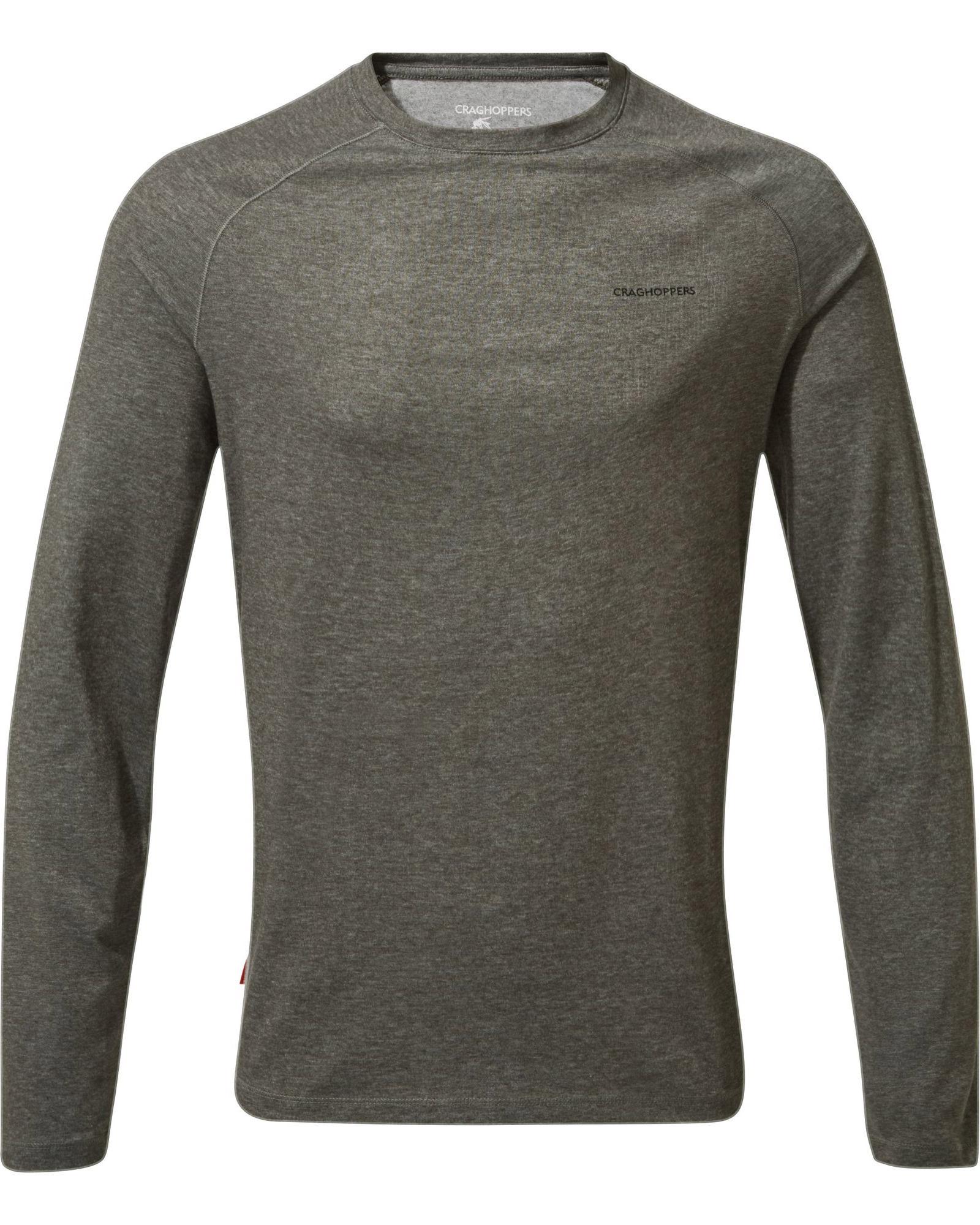 Craghoppers Men's NosiLife Long Sleeve Bayame T-Shirt 0
