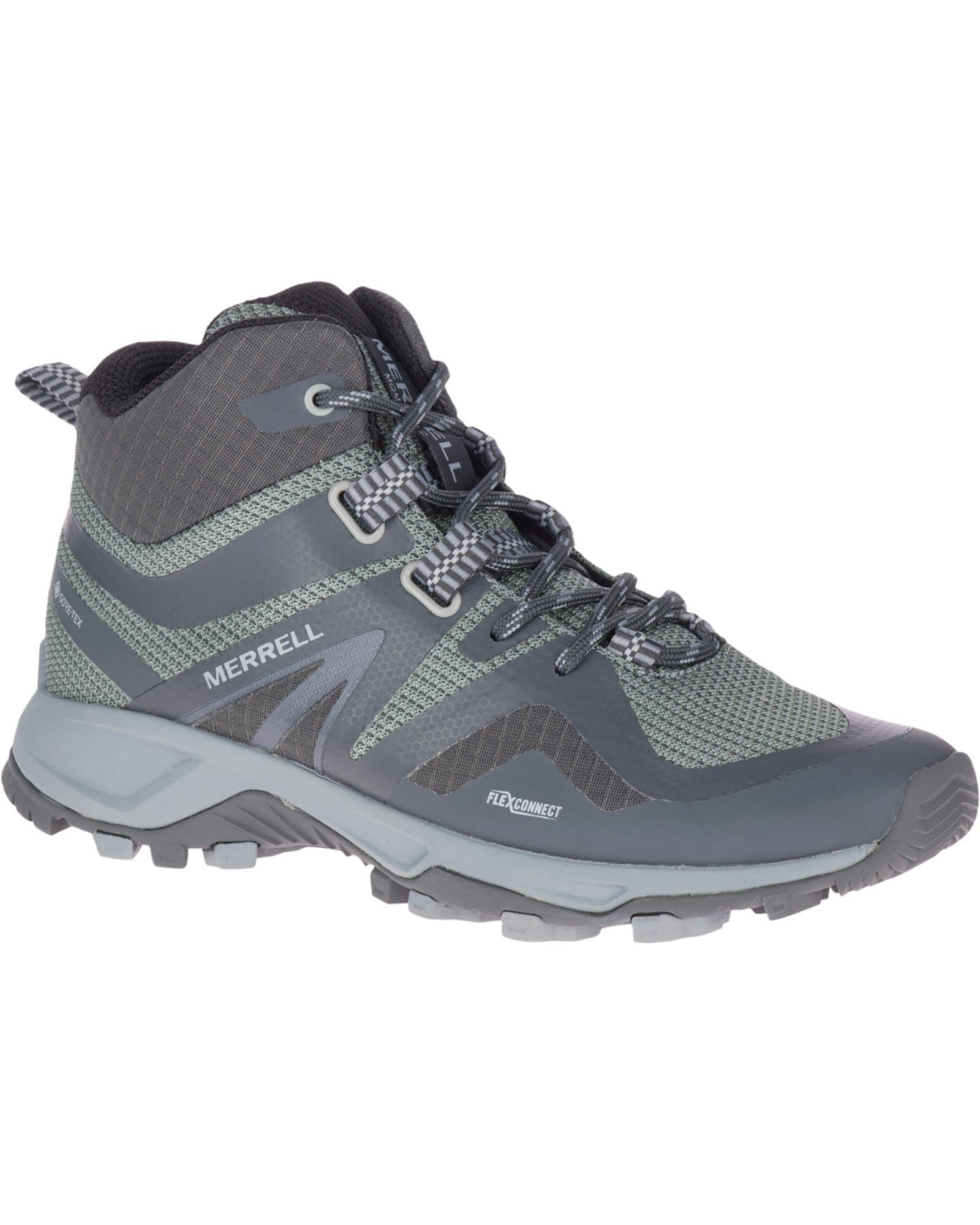 Merrell Women's MQM Flex 2 Mid GORE-TEX Invisible Fit Walking Boots 0