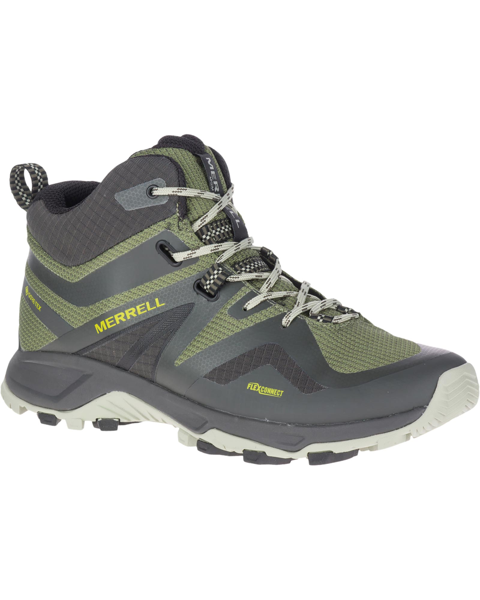 Merrell Men's MQM Flex 2 Mid GORE-TEX Invisible Fit Walking Boots 0