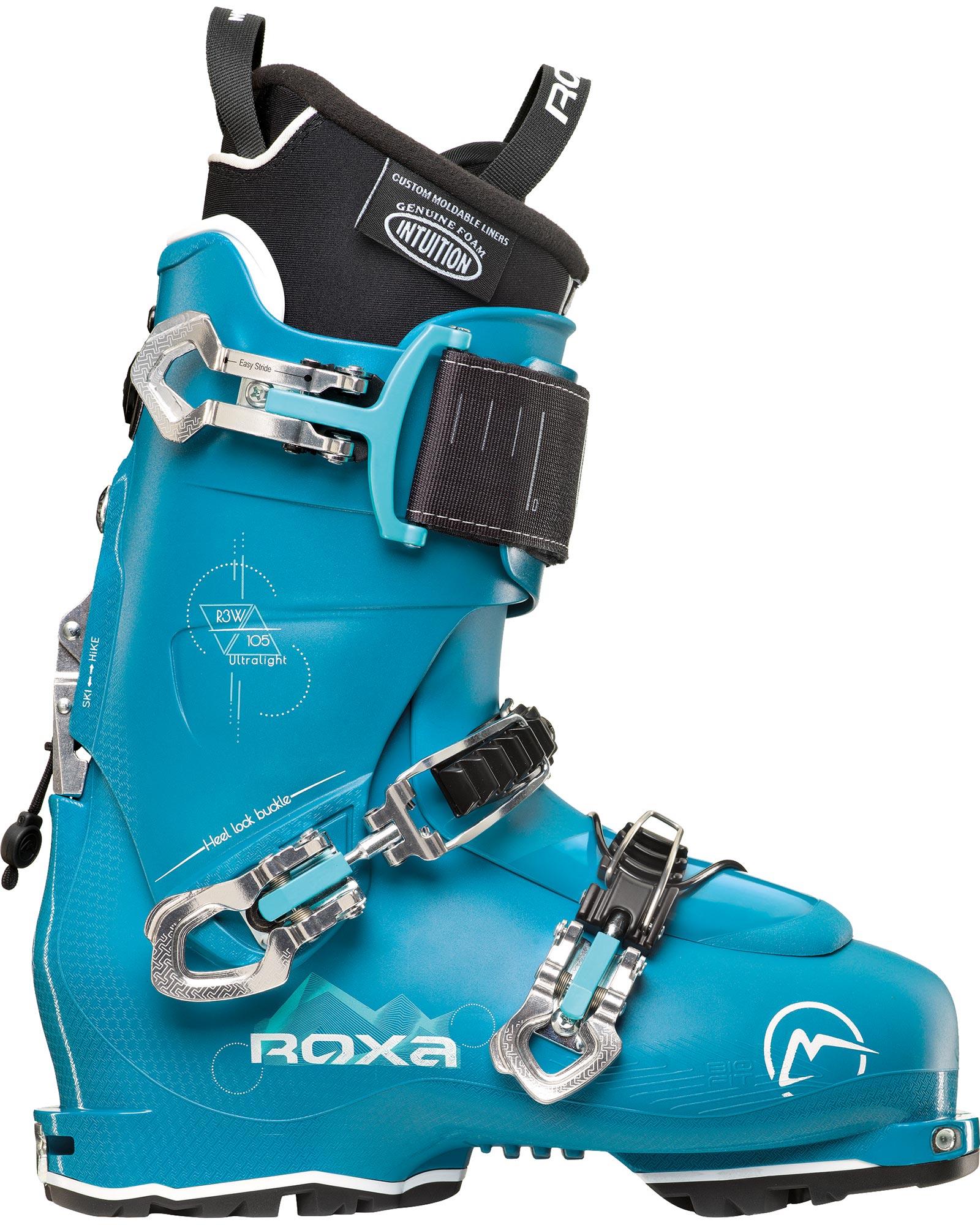 Roxa Women's R3W 105 T.I. I.R. GW Backcountry Ski Boots 2020 / 2021 0