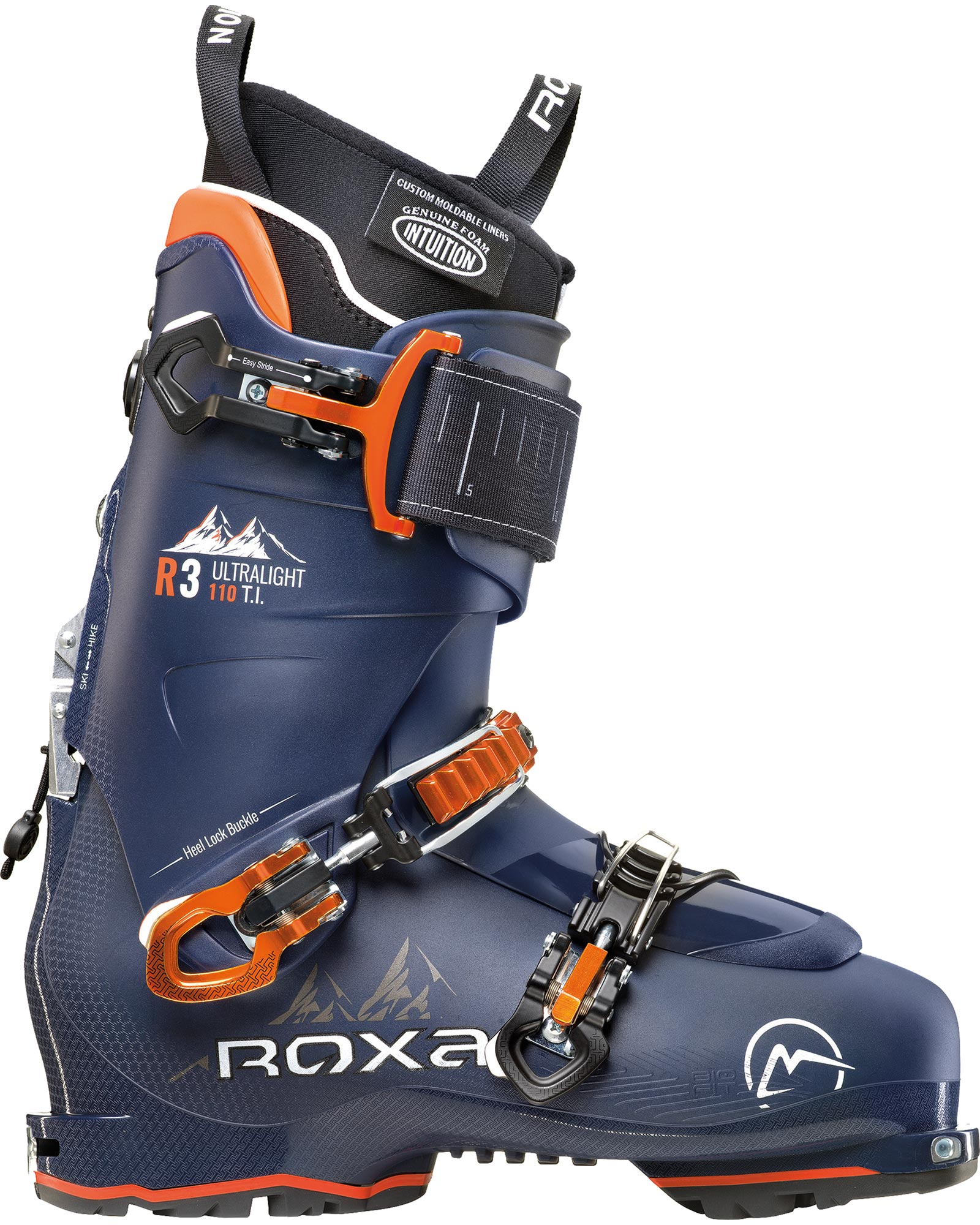 Roxa Men's R3 110 T.I. I.R. GW Backcountry Ski Boots 2020 / 2021 0