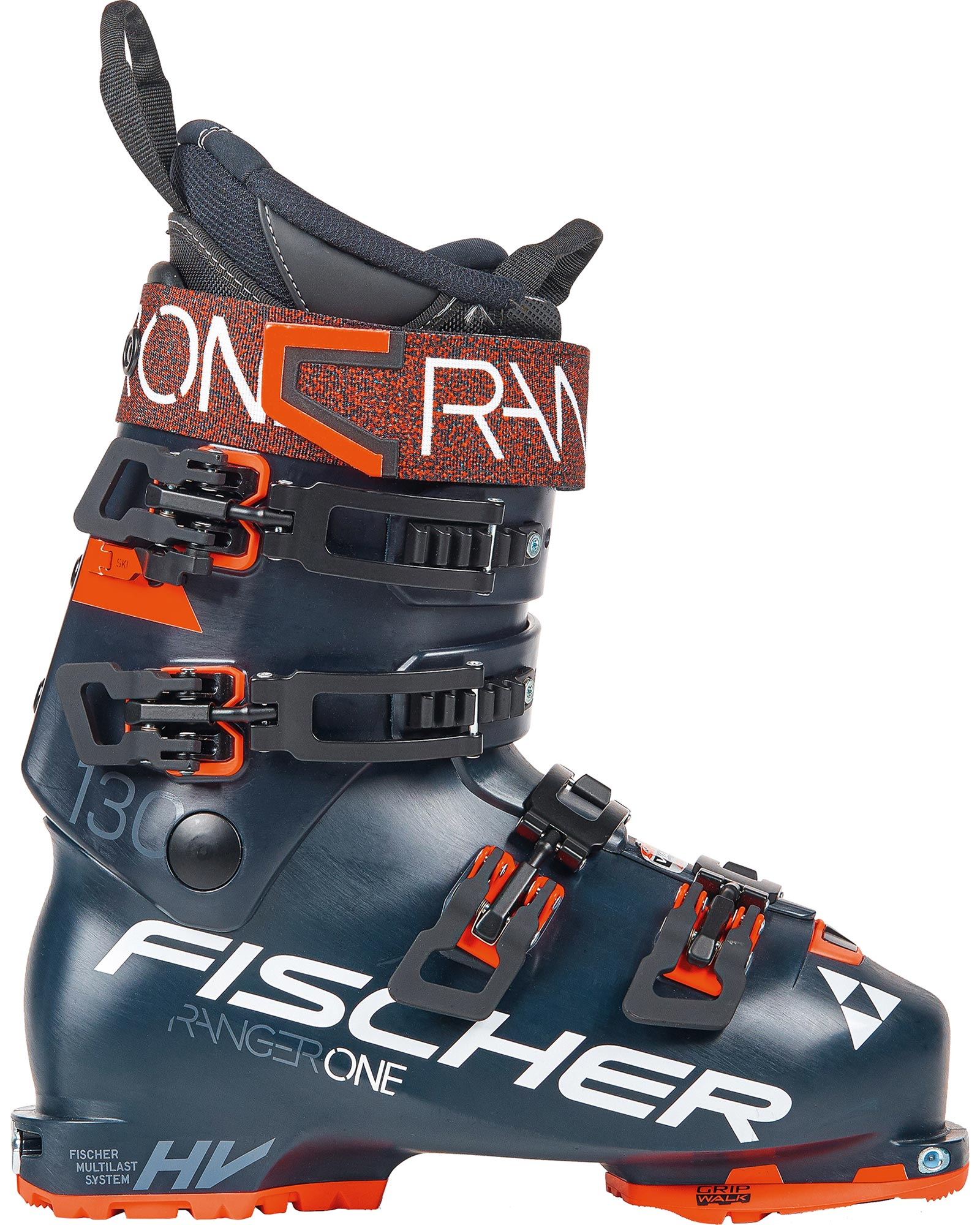 Fischer Men's Ranger ONE 130 VACUUM Walk DYN Backcountry Ski Boots 2020 / 2021 0