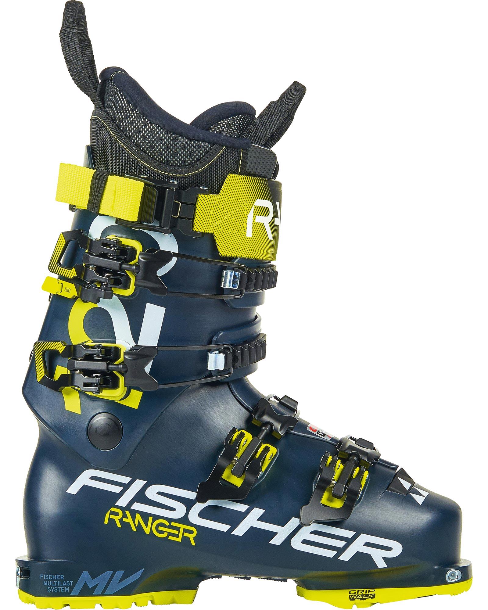 Fischer Men's Ranger 120 Walk DYN Backcountry Ski Boots 2020 / 2021 0