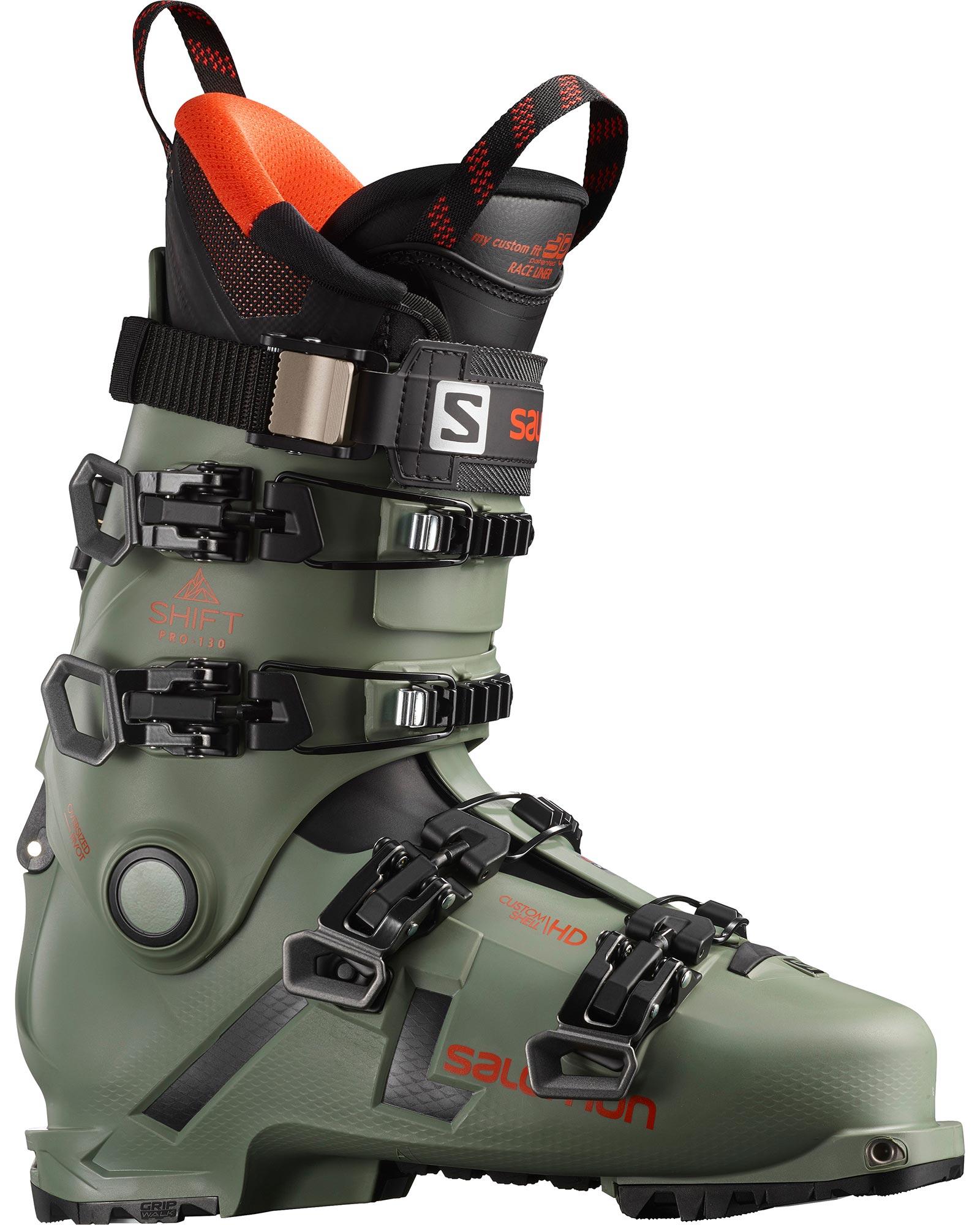 Salomon Men's Shift Pro 130 AT Backcountry Ski Boots 2020 / 2021 0