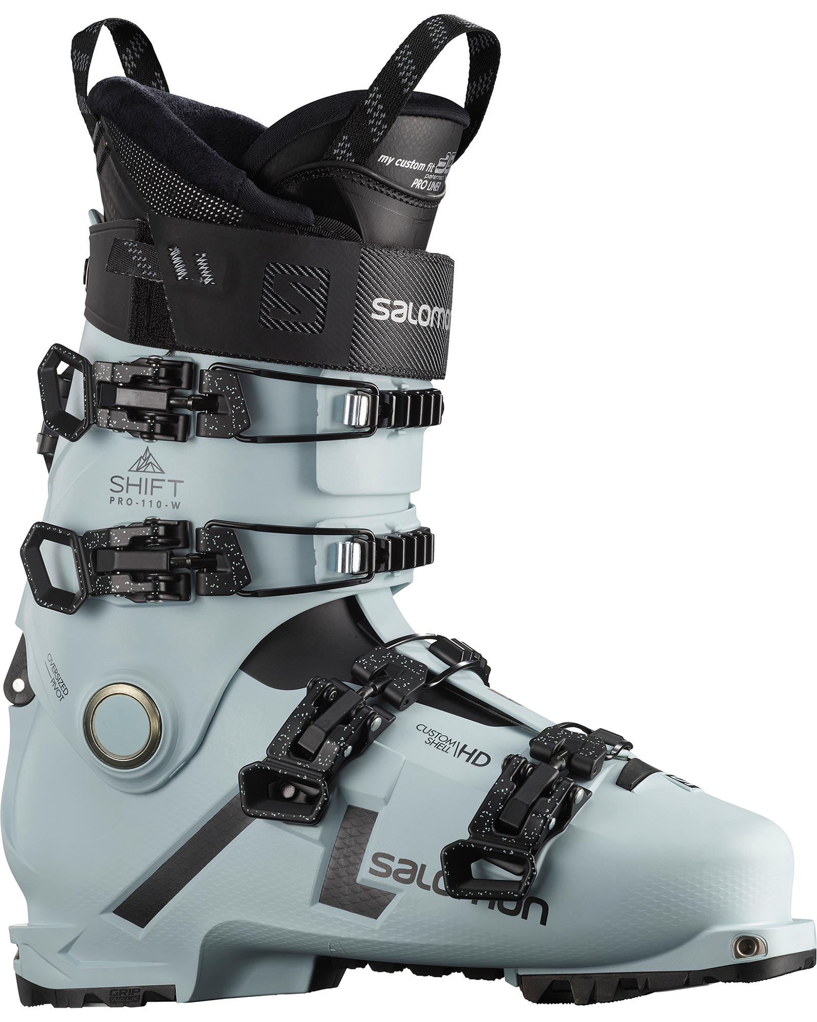 Salomon Women's Shift Pro 110 W AT Backcountry Ski Boots 2020 / 2021 0