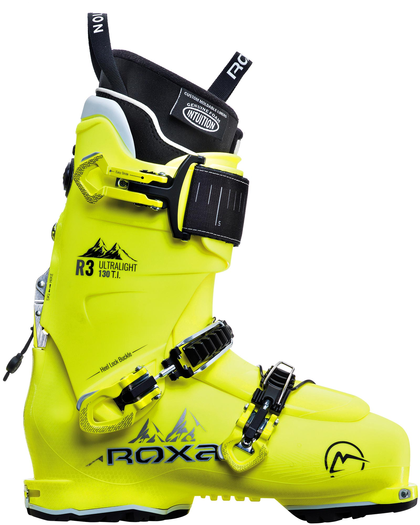 Roxa Men's R3 130 TI I.R. Tongue GW Backcountry Ski Boots 2020 / 2021 0