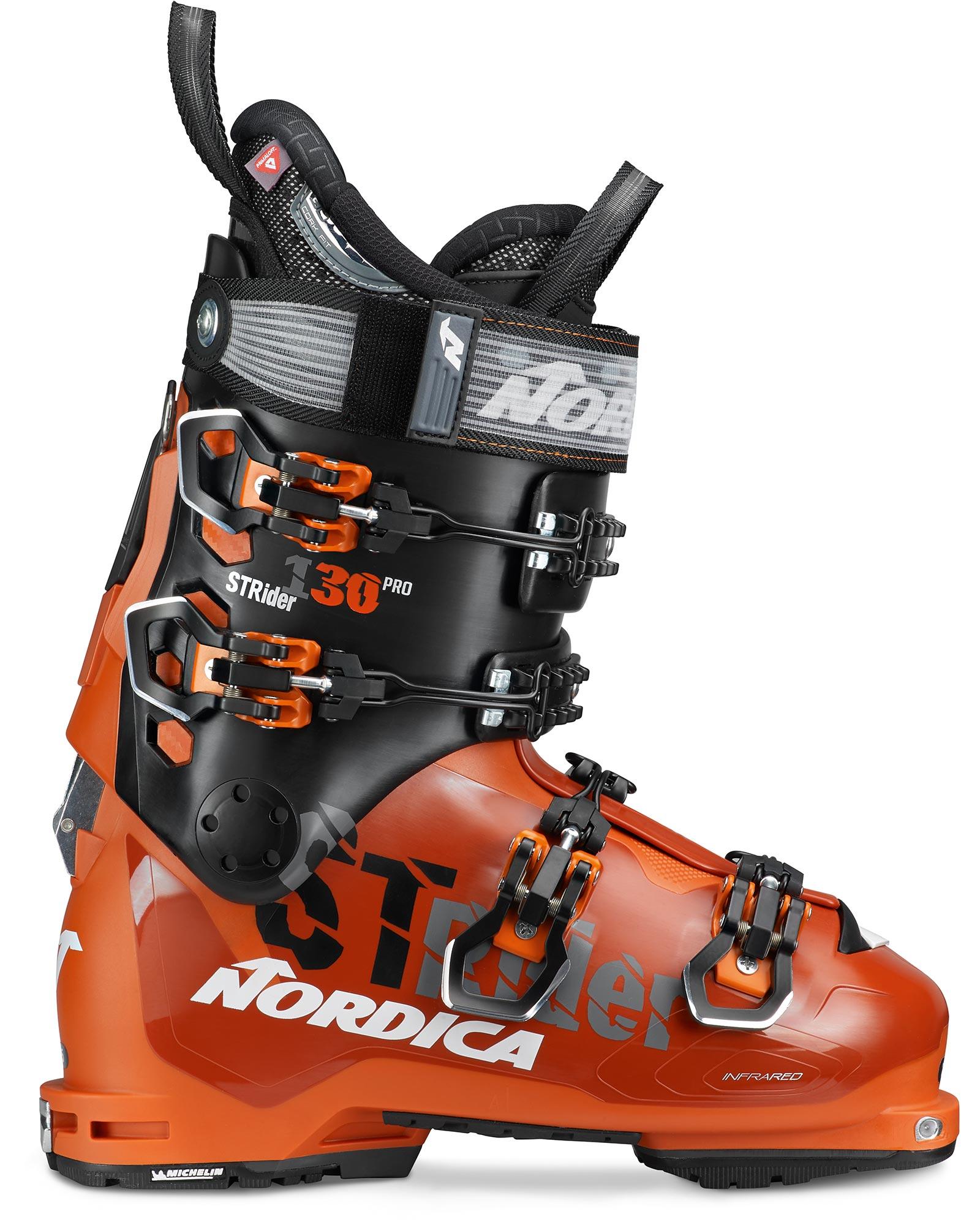 Nordica Men's Strider Pro 130 DYN Backcountry Ski Boots 2020 / 2021 0