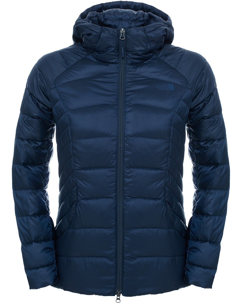 The North Face Women's Tonnero Parka Cosmic Blue 0