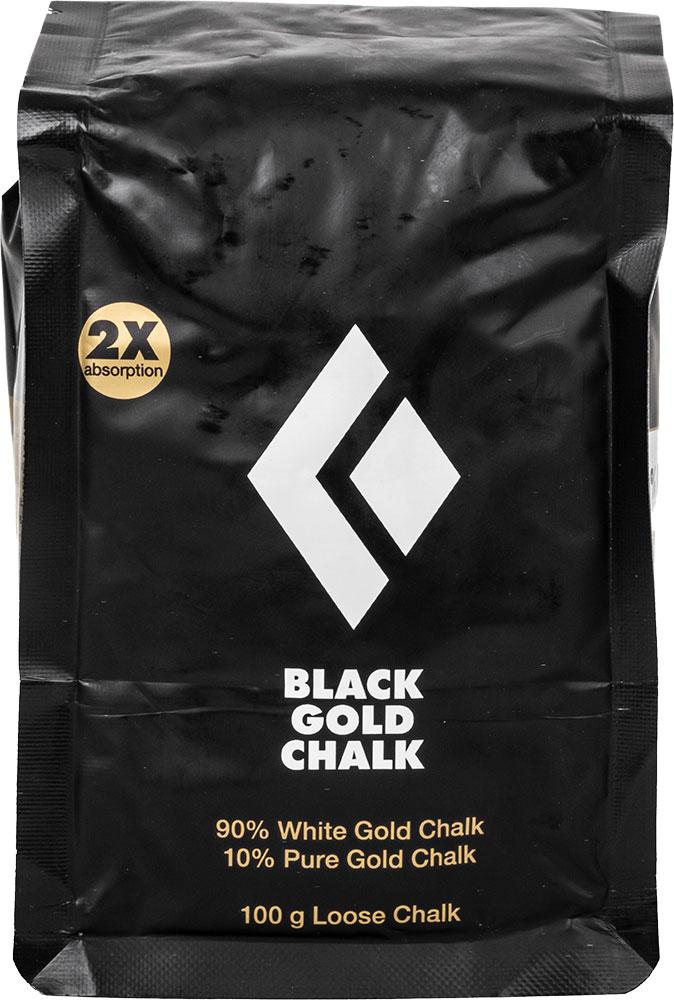 Black Diamond Black Gold 100g Loose Chalk Black 0