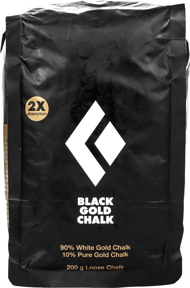 Black Diamond Black Gold 200g Loose Chalk 0