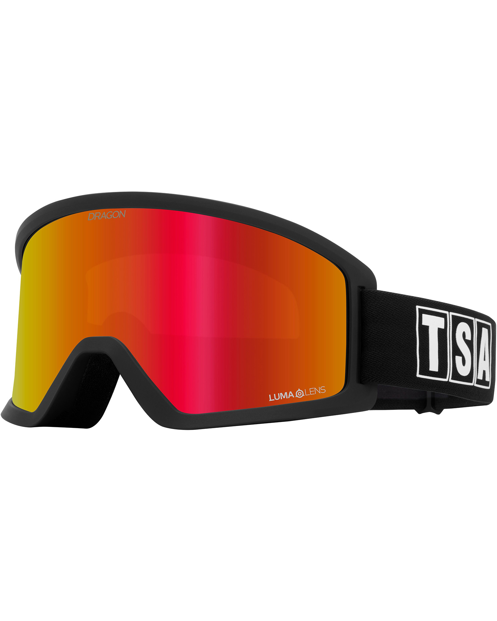 Dragon DX3 Dragon x TSA / Lumalens Red Ionized + Lumalens Yellow Goggles 2019 / 2020 0