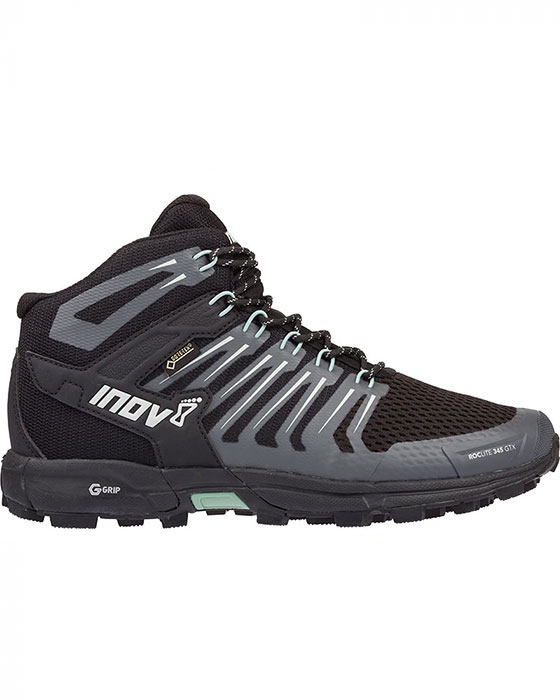 Inov-8 Women's Roclite 345 Mid GORE-TEX Graphene Grip Walking Boots 0
