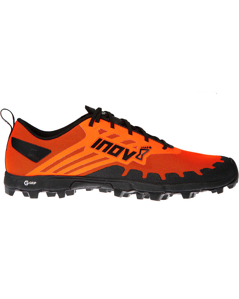 Inov-8 Men's X-Talon G 235 Graphene Grip Trail Running Shoes Orange/Black 0