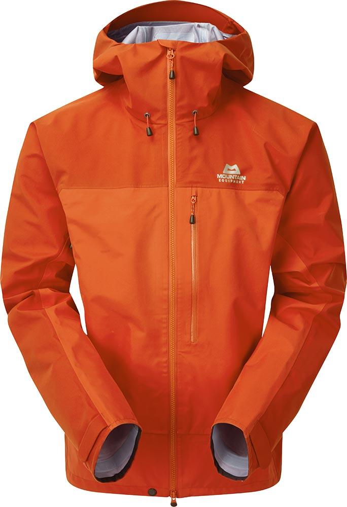 Mountain Equipment Men's Makalu GORE-TEX Jacket Magma/Bracken 0