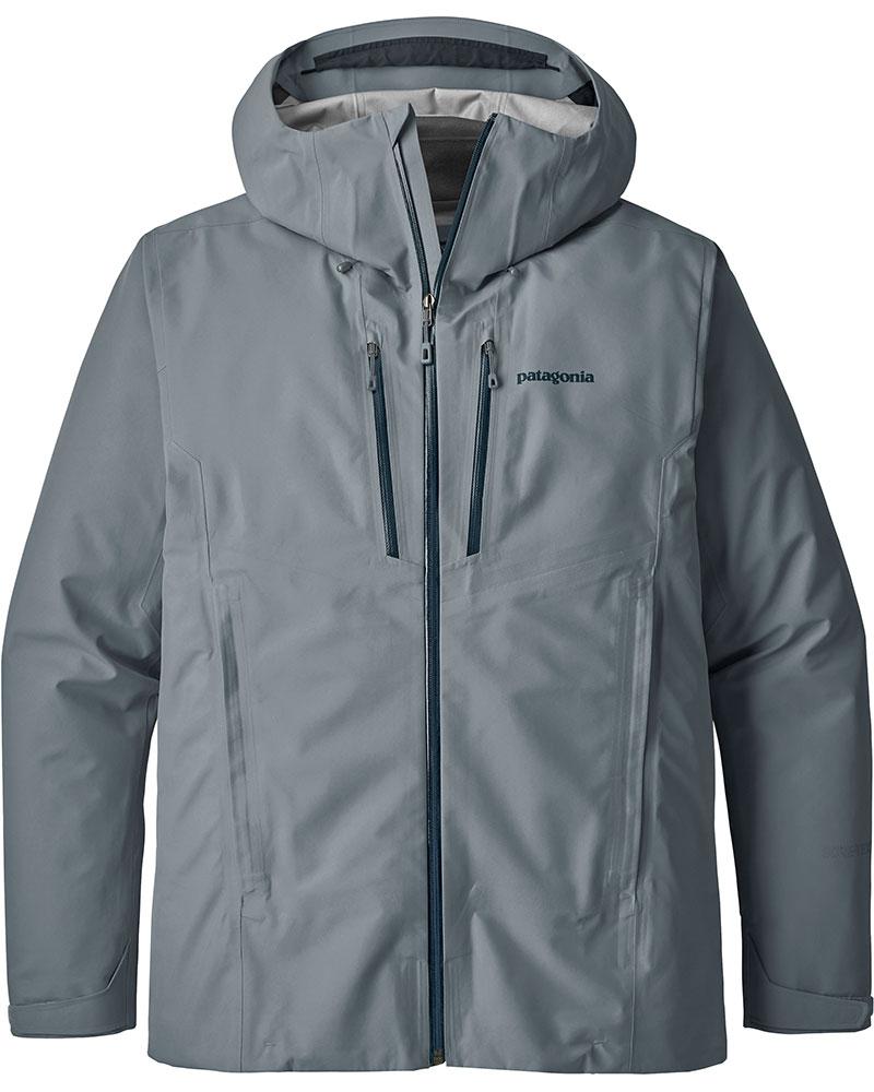 Patagonia Men's Triolet GORE-TEX Jacket Cave Grey 0