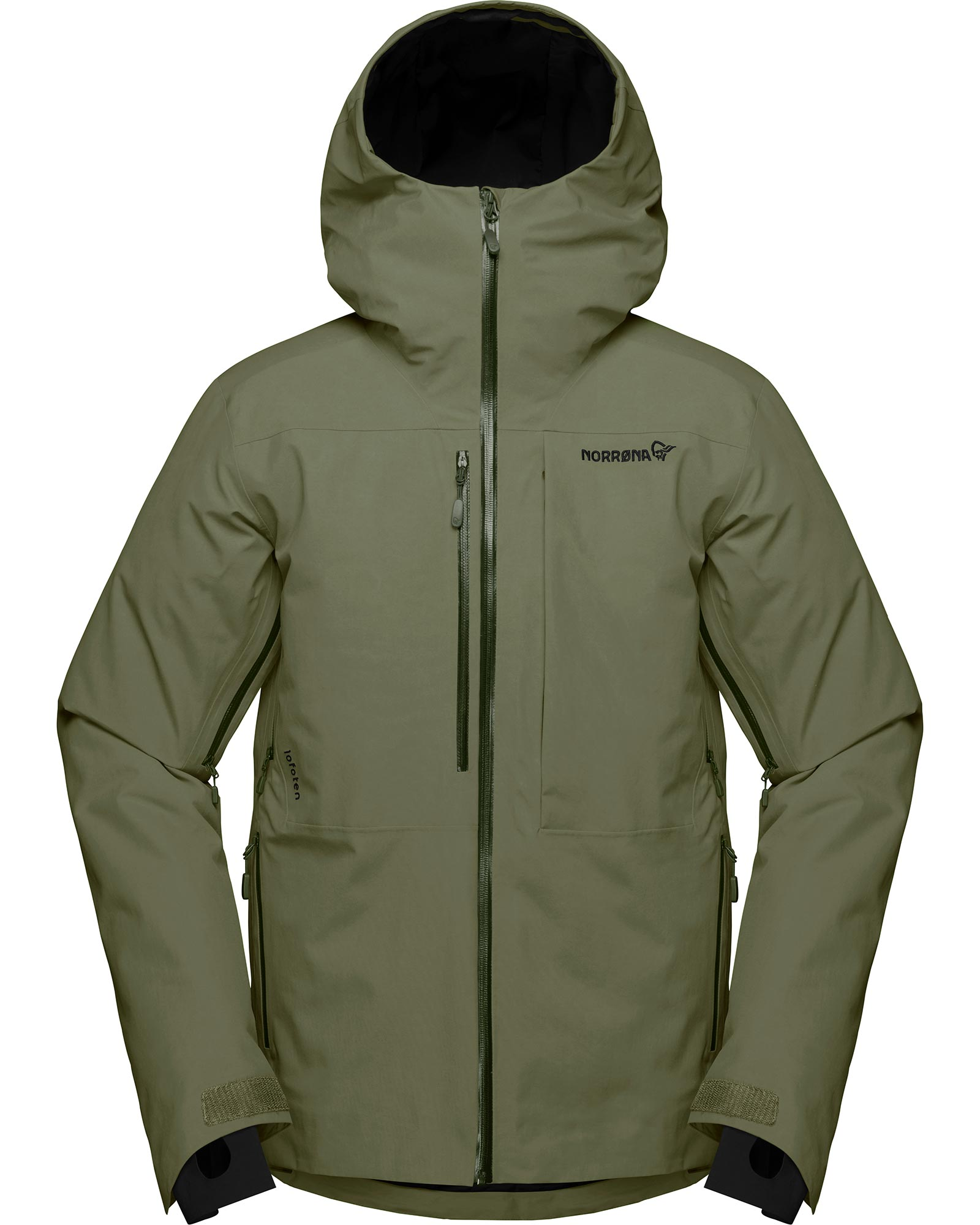 Norrona Men's Lofoten GORE-TEX Insulated Ski Jacket 0