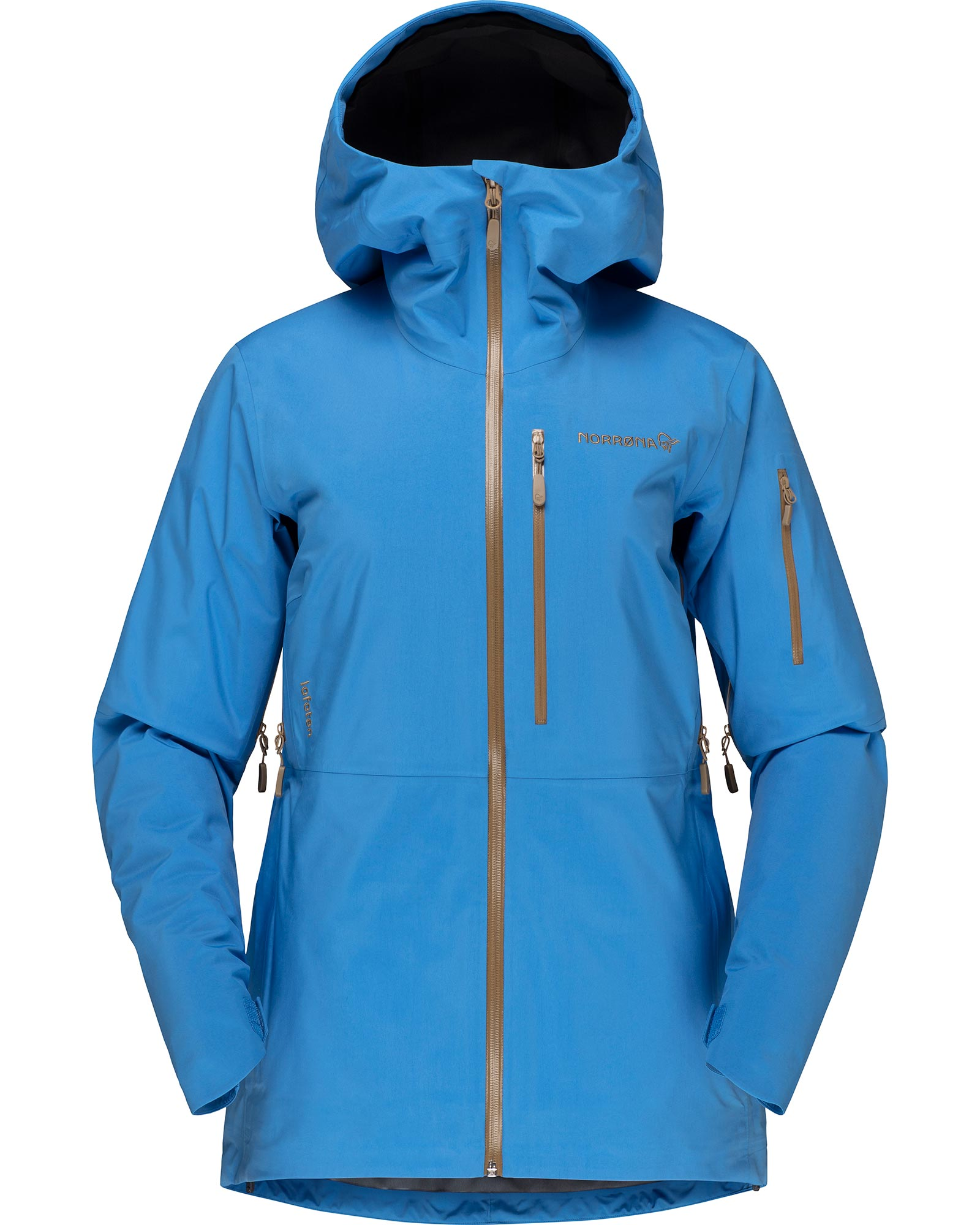 Norrona Women's Lofoten GORE-TEX 3L Ski Jacket 0