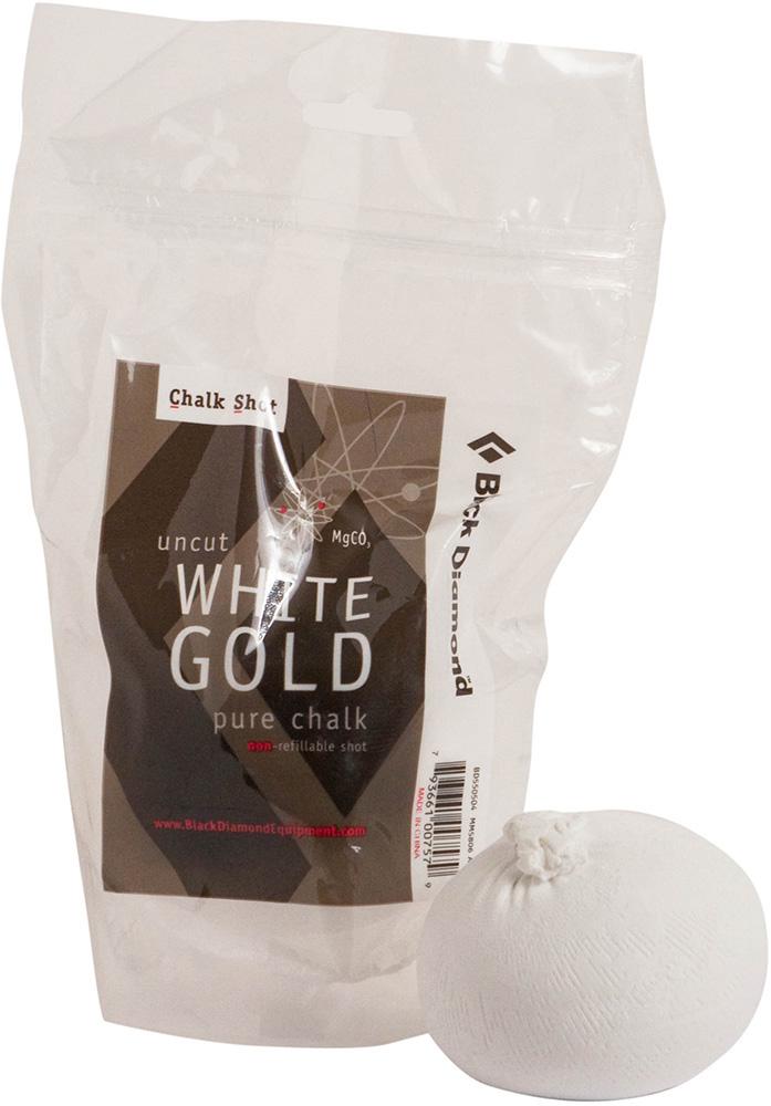 Black Diamond White Gold 50g Chalk Ball White 0