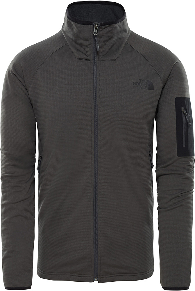 The North Face Men's Borod Full Zip Jacket 0