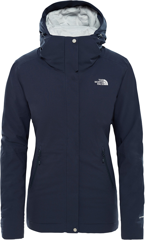 The North Face Women's Inlux Insulated DryVent Jacket Urban Navy 0
