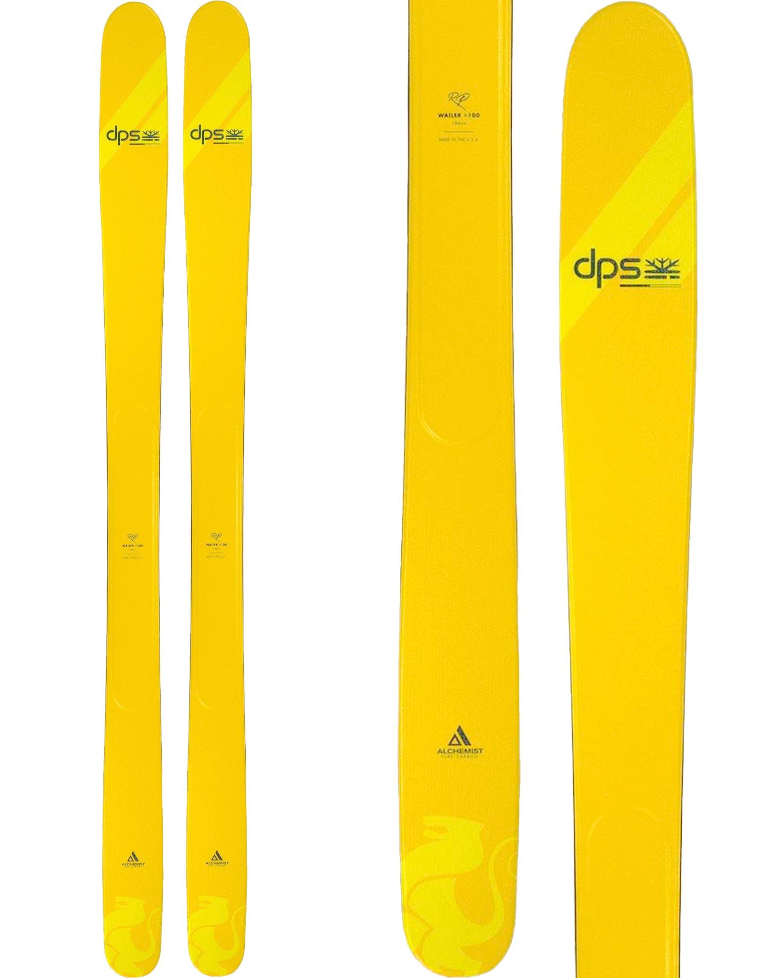 DPS Wailer A112 Freeride Skis 2018 / 2019 0