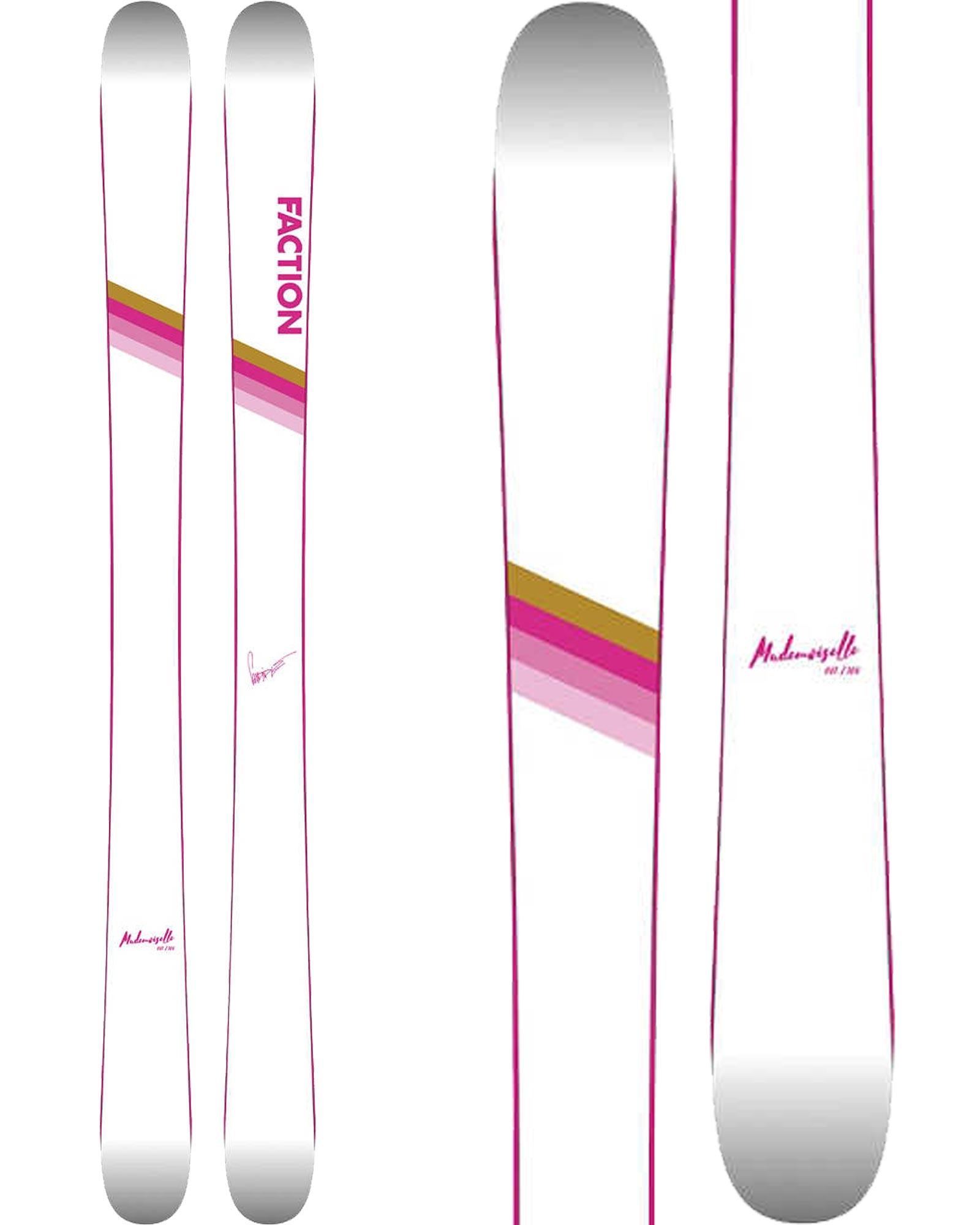 Faction Women's CT 2.0x Mademoiselle Ltd Edition Freestyle Skis 2019 / 2020 0