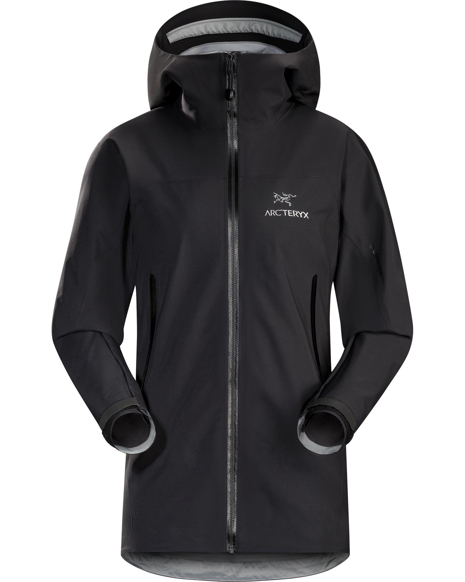Arc'teryx Women's Zeta AR GORE-TEX Waterproof Jacket 0