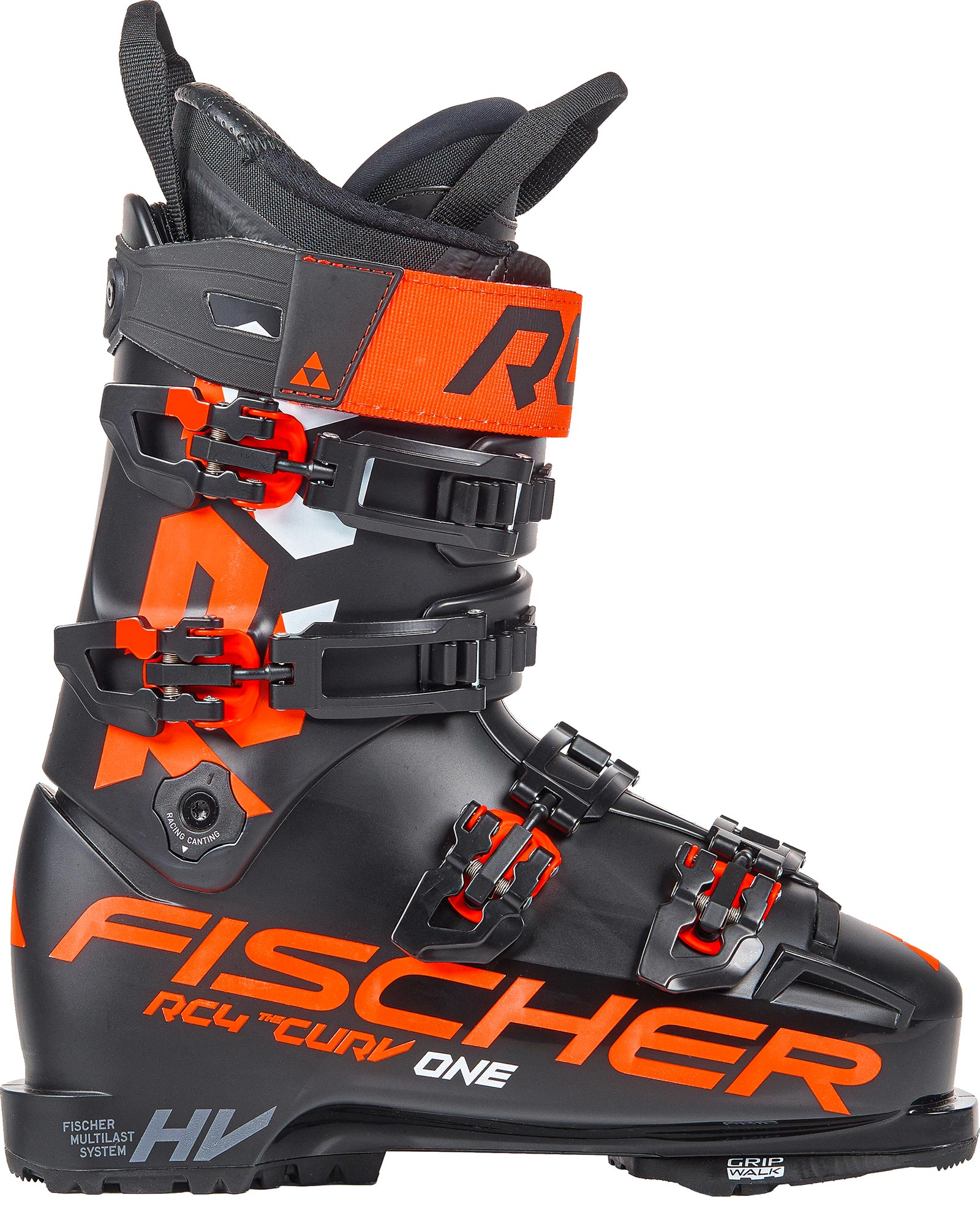 Fischer Men's RC4 The Curv One 120 Vacuum Walk Ski Boots 2020 / 2021 0