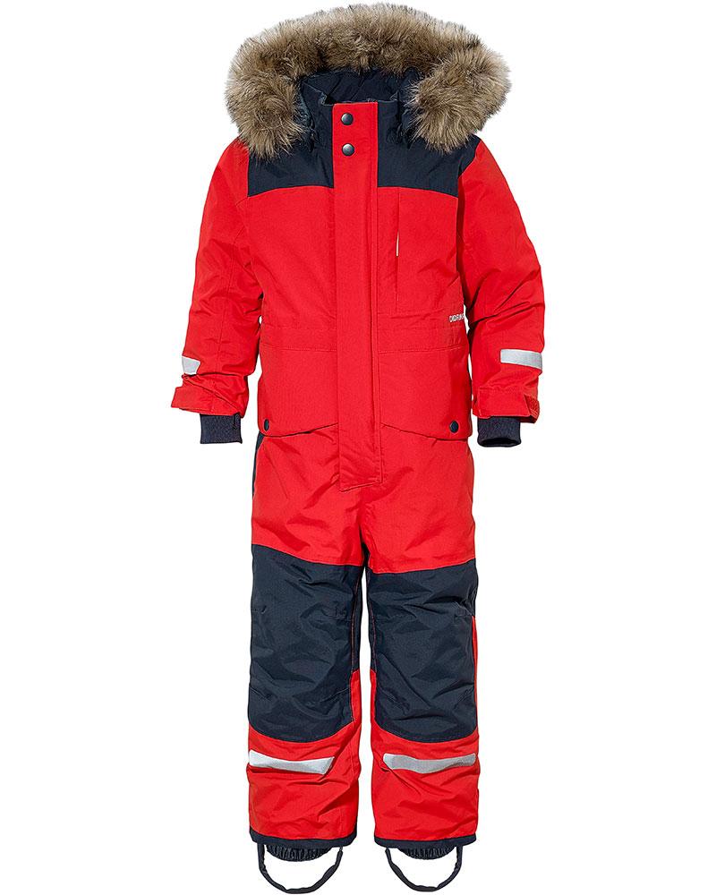 Didriksons Kids' Bjornen Snowsports Coverall 0