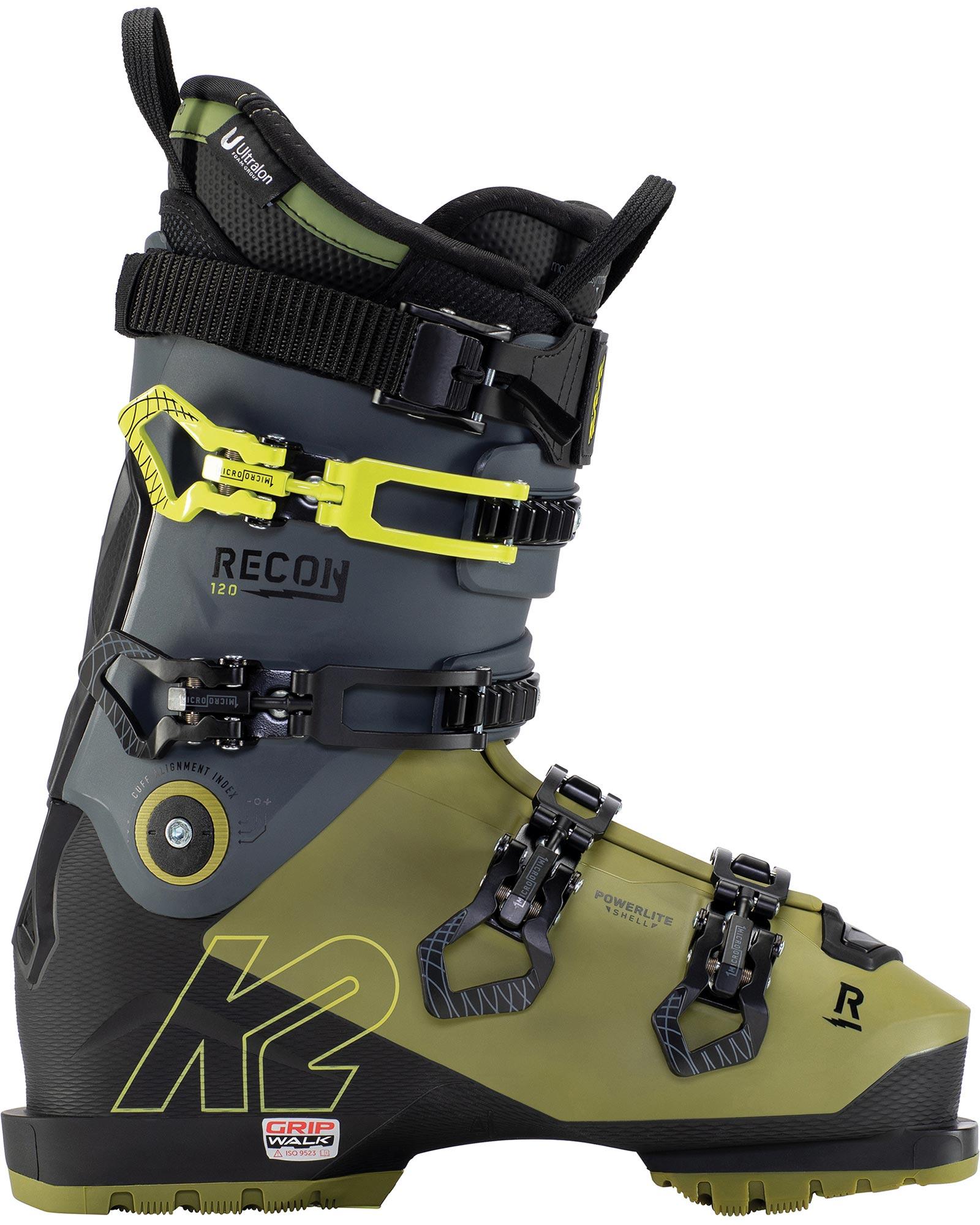 K2 Men's Recon 120 MV GW Ski Boots 2021 0