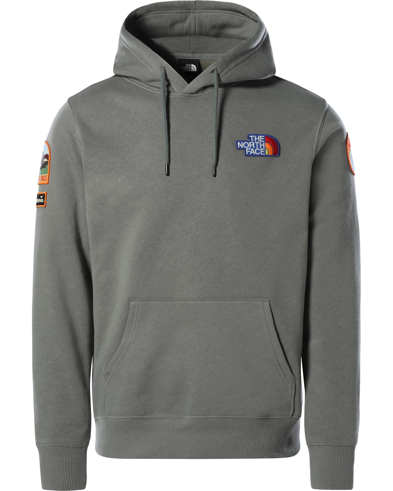 The North Face Men's Patches Pullover Hoodie