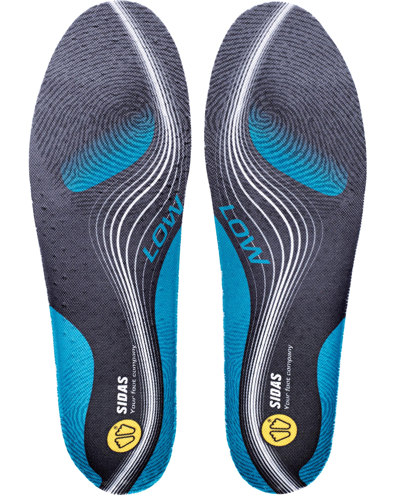 Sidas 3Feet Activ' Low Insoles 0
