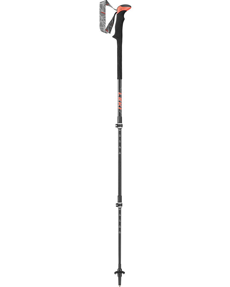 Product image of Leki Carbon TA XTG Walking Poles (Pair)