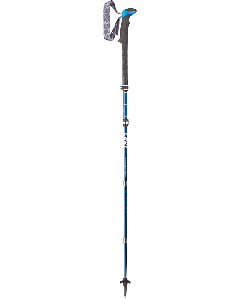 Leki Micro Vario Carbon Walking Poles (Pair) 0