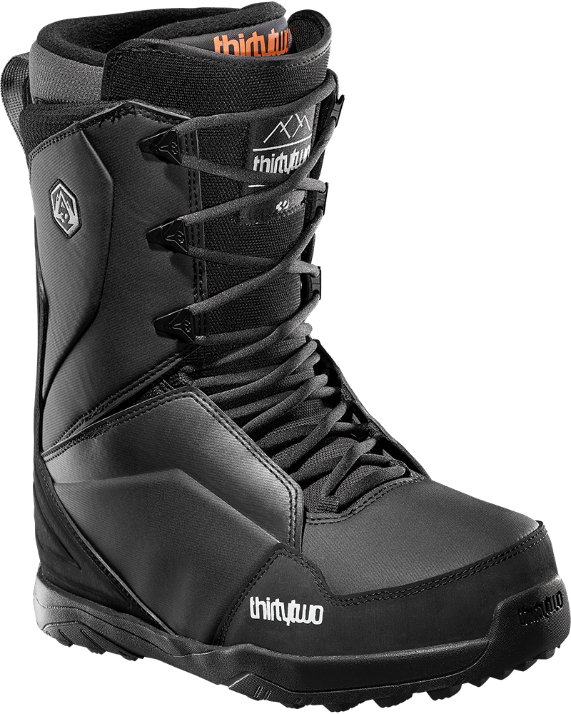 ThirtyTwo Men's Lashed Snowboard Boots 2019 / 2020 Black 0