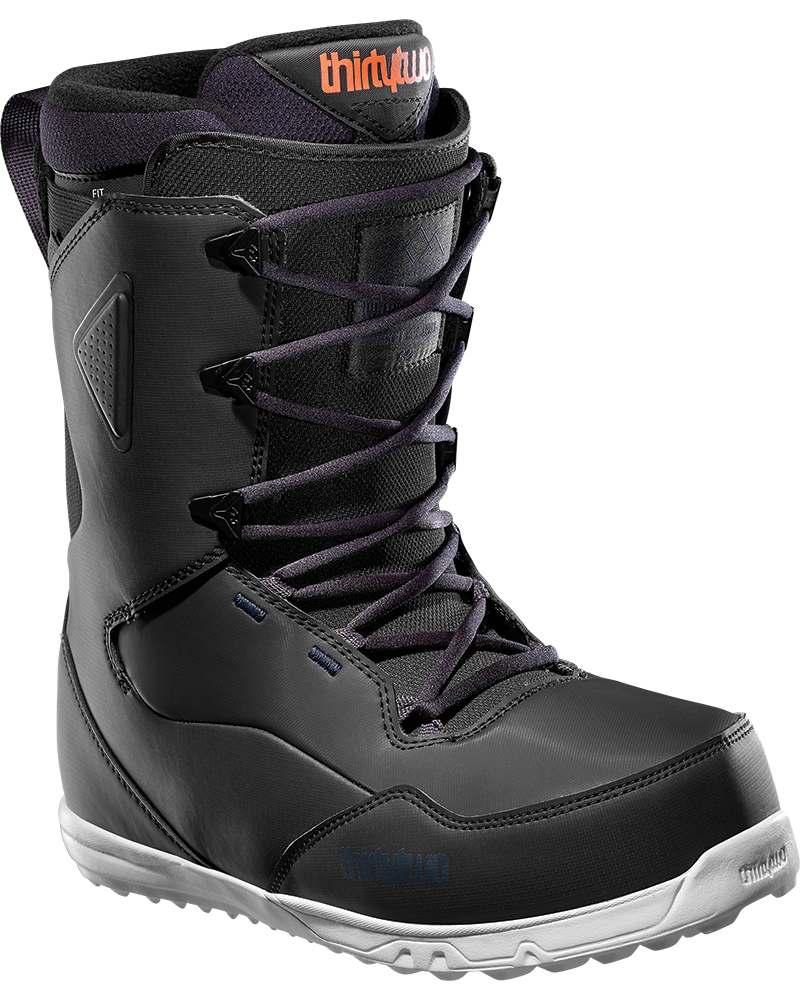 ThirtyTwo Men's Zephyr Snowboard Boots 2019 / 2020 Black/Navy 0