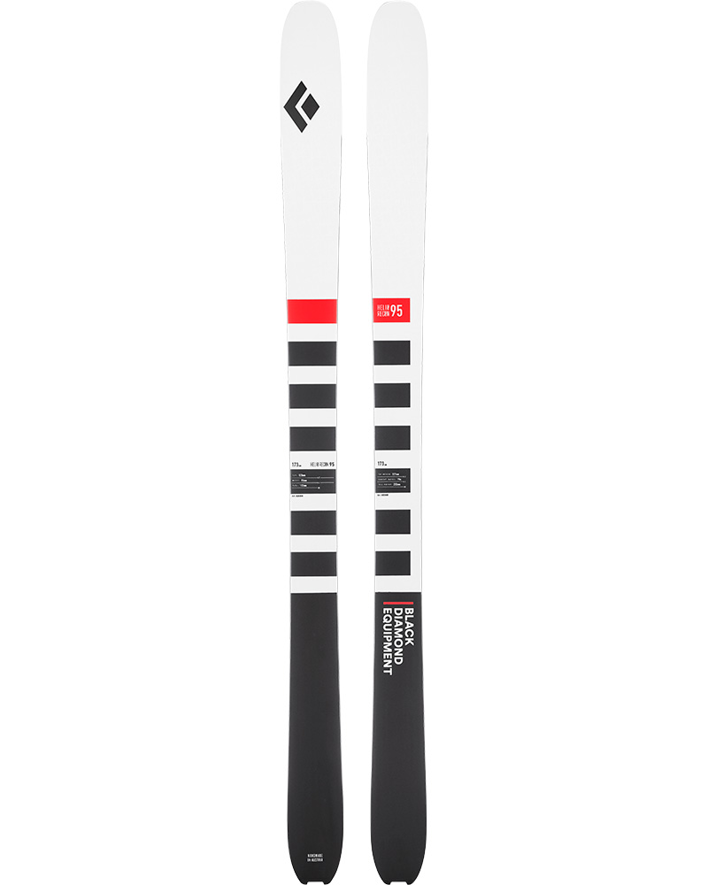 Black Diamond Helio Recon 95 Backcountry Skis 2019 / 2020 No Colour 0