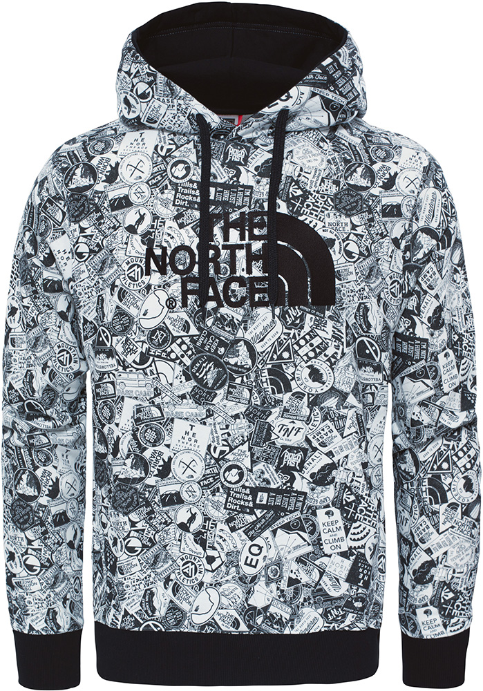 The North Face Men's Light Drew Peak Pullover Hoodie 0