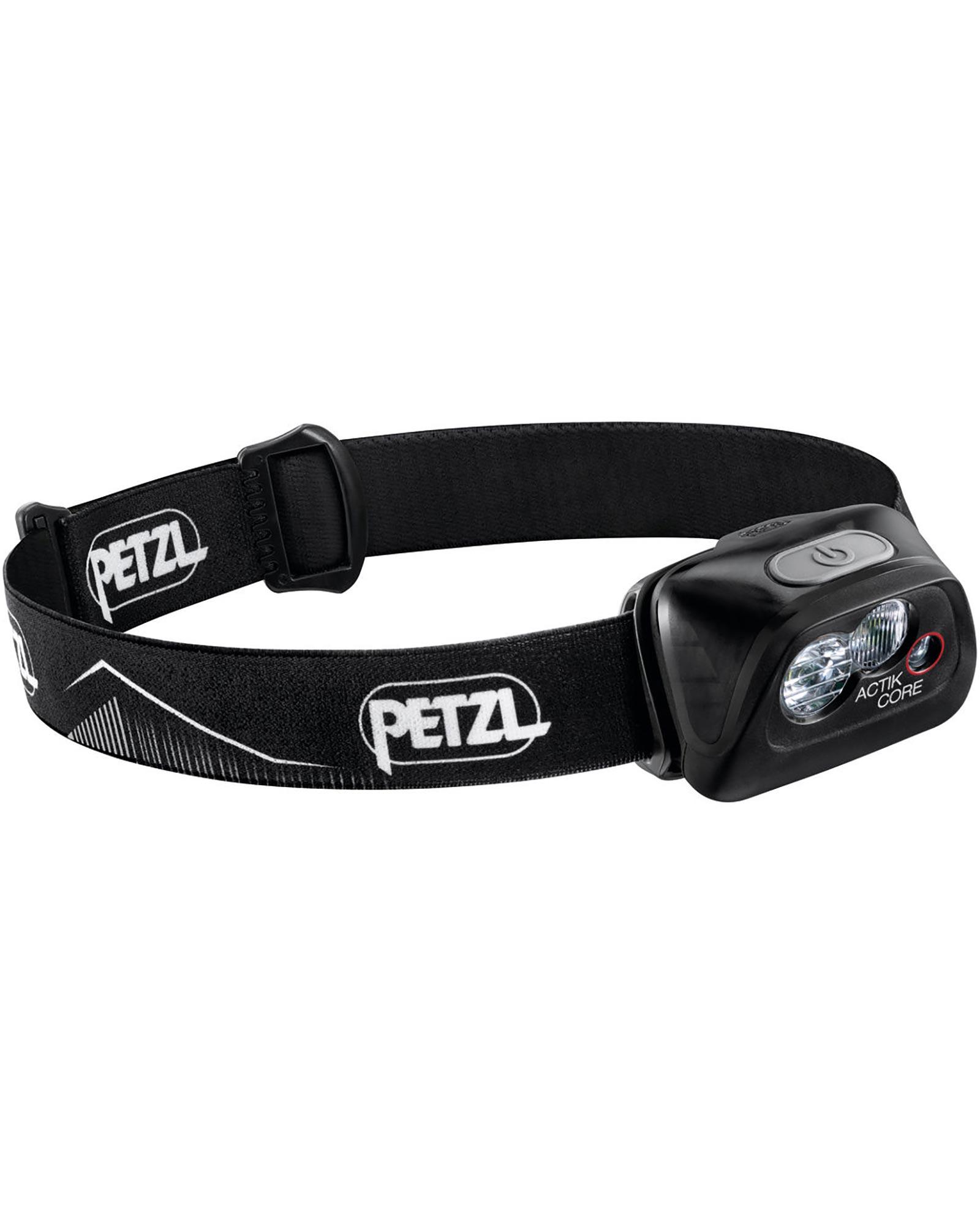 Petzl Actik Core Head Torch 0